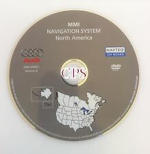 2005 2006 AUDI A6 S6 RS6 A8 A8L S8 MMI NAVIGATION NAV CD DVD AND-H0601 VERSION 6