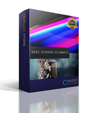 PRO Disc Studio . Burn CD/DVDs CONVERT video files to DVD to view on your TV