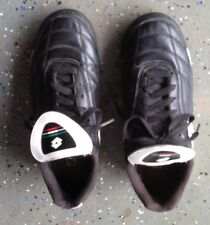 SOCCER CLEATS LOTTO Punto Flex F7693 size 5.5 FREE SHIPPING Shock off