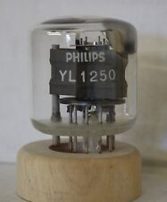 YL1250 PHILIPS NOS BEAM POWER VALVE TUBE
