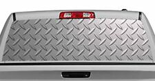 Truck Rear Window Decal Graphic [Miscellaneous / Diamond Plate] 20x65in DC15304