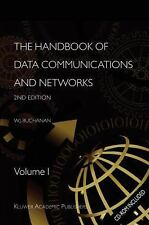 The Handbook of Data Communications and Networks, W.J. Buchanan, Excellent, Gene