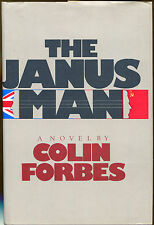 The Janus Man by Colin Forbes-First Edition/DJ-1988