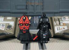 Star Wars Phantom Menance Darth Maul Vader Anakin Figure Cake Topper K1109_CD