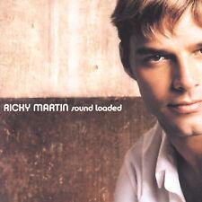 1 CENT CD Sound Loaded - Ricky Martin