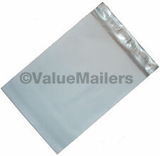 1000 Poly Mailers Envelopes 10x13 Self Seal Plastic Bags Matte Finish 2.7 Mil