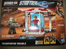 Kre-o Star Trek Ligth Tech Transporter Trouble  42mini New fits lego Kreo