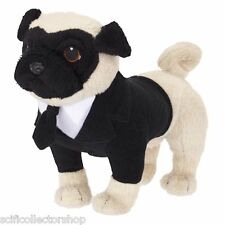 Men In Black MIB 3 - 6 inch Talking Plush - Frank the (Remoolian) Pug - NEW