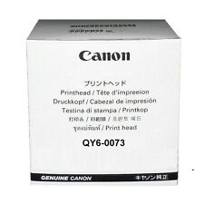 Original QY6-0073 Canon PrintHead iP3600 iP3680 MP540 MP560 MP558 MP568 MP620