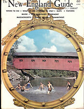 The New England Guide Annual 1966-67 (Magazine)