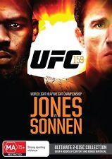 UFC #159 - Jones Vs Sonnen (DVD, 2013, 2-Disc Set) Brand New SEALED FREE POST!