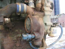 Detroit Diesel Series 60 12.7 11.1 Water Pump Peterbilt Kenworth IH Freightliner