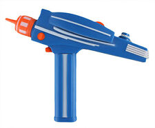 Star Trek Phaser Original Series Blue Toy Ray Gun Halloween Costume Accessory