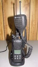 Motorola Astro XTS3000 Model II Radio 800 Mhz with Impres Battery, Charger & Mic