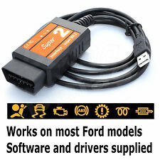 Focus super OBD Diagnostic Scanner Tool USB Code Reader Interface Cable uk