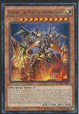 1x Yugioh BOSH-EN088 Jizukiru, the Star Destroying Kaiju Rare Card