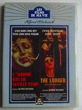 DVD L'HOMME QUI EN SAVAIT TROP / THE LODGER (Les cheveux d'or) -Alfred HITCHCOCK