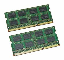 8GB DDR3 (2x 4GB) 1333MHz PC3-10600S 2Rx8 SO-DIMM 204-PIN LAPTOP MEMORY RAM