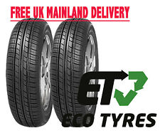 2X tyres 145 80 R13 75T Imperial EcoDriver2