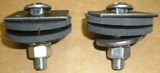 NEW 1960 Chevy Impala, Belair, or Biscayne Radiator Support Mounting Kit
