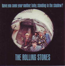 ☆ CD Single The ROLLING STONES Have you seen your mother, baby , Standing in the