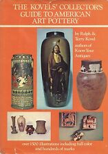 American Art Pottery - Marks Makers Dates (1500+ Photos) / In-Depth Book