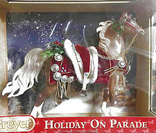 Breyer Christmas Horse 2013 Horse Holiday on Parade Palomino Saddlebred NIB