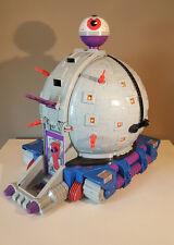 Teenage Mutant Ninja Turtles - TECHNODROME Playset - 95% - Playmates 1990 - TMNT