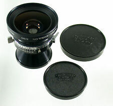 Sinar Schneider Kreuznach Super-Angulon MC 8/90 90 90mm f8 8 Linhof COMPUR Top