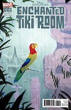 Walt Disney's The Enchanted Tiki Room #1 Variant Cover by Pascal Campion - RARE