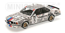 Minichamps BMW 635 CSi Ravaglia/Berger/Surer Winner Spa 24H 1985 #5, 1:18