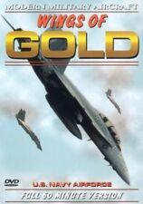Wings Of Gold - Military Aircraft (Brand New All Region DVD)
