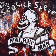 "SEASICK STEVE ""WALKIN' MAN (THE BEST OF)"" CD NEU"