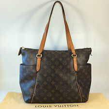 AUTHENTIC LOUIS VUITTON Totally MM Monogram with Dustbag - Made in France