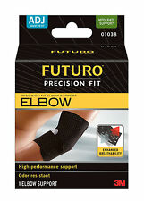 Genuine 3M Futuro Elbow Precision Fit High Performance Support Odor Resistant