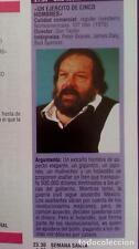 clippings  recorte  bud spencer