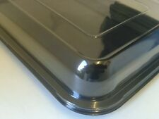 24 x large buffet/partyfood catering sandwich trays with see through lids.