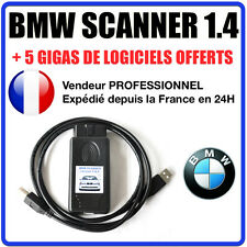 Interface valise Diagnostique BMW Scanner 1.4 e38 e39 e46 e53 x5 x3 z4