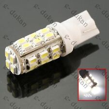 2 X 28 SMD LED T10 CAR BIKE PARKING INDICATOR LIGHT- WHITE