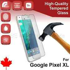 Google Pixel XL Premium Clear Tempered Glass Screen Protector from Canada