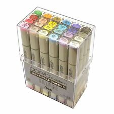 Too Copic Sketch Markers 24 Color Set Manga Illustration Anime Comic