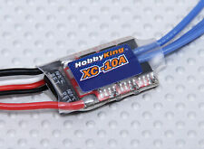 HK Brushless Car ESC - 10A with 1A BEC and Reverse - XC-10a ESC - orangeRX -uk