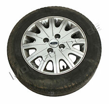 "FORD FOCUS GHIA ALLOY WHEEL 4 STUD 195 60 15"" WITH TYRE 1998 - 2005"