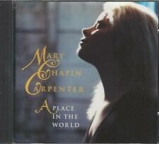 Music CD Mary Chapin Carpenter A Place in the World