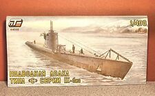 1/400 NTI GERMAN U-BOAT MODEL KIT K4002