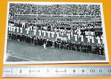 BERLIN 1936 JEUX OLYMPIQUES FLAMME OLYMPIQUE FRITZ SCHILGEN OLYMPIC GAMES