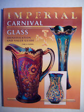 Antique Imperial Carnival Glass Price Guide Collector's Book