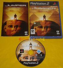 JUMPER GRIFFIN'S STORY Ps2 Versione Ufficiale Italiana 1ª Edizione »»»» COMPLETO