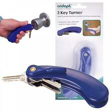 Aidapt Easy Grip 3 Key Turner Mobility Aid Large Handle Gripping & Turning