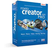 Roxio Creator Pro 2011 dvd   bonus content dvd
